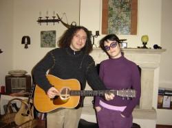 Luigi e Carmen Consoli