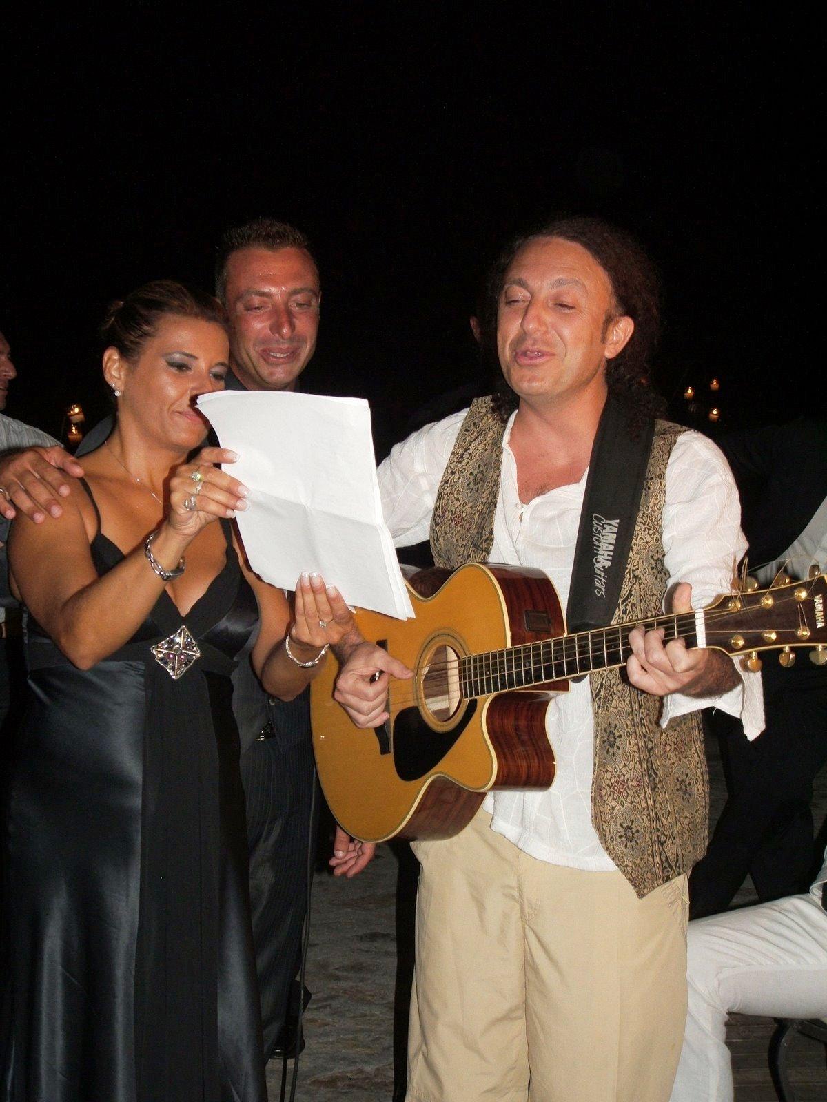 Atlantis Bay Taormina - Matrimonio Giuseppe e Graziella Giuffrida - Taormina