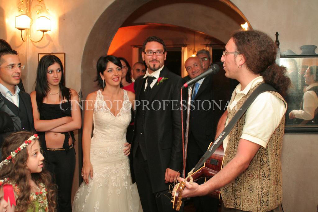 Casa del Grecale - matrimonio Sorbello