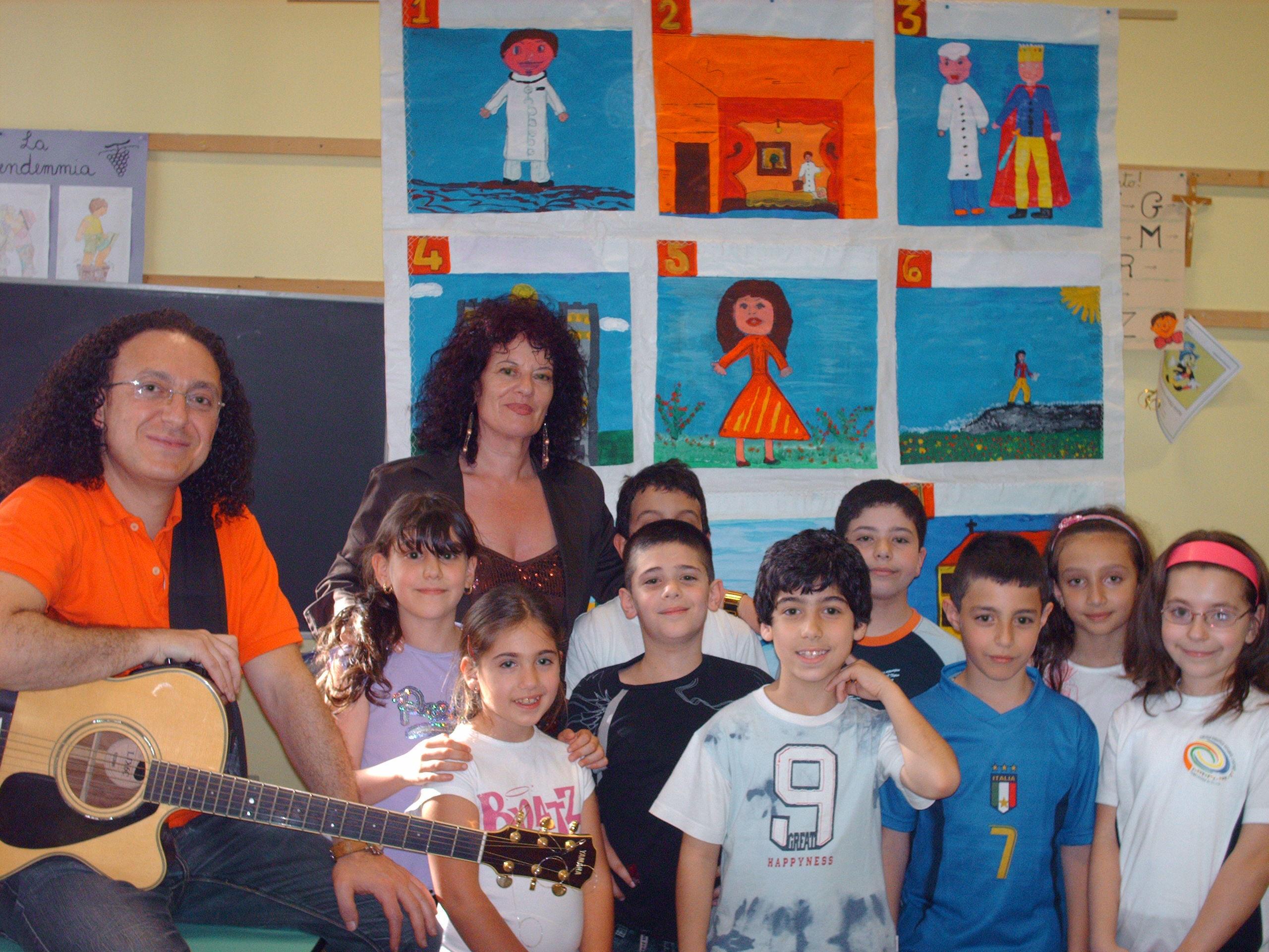 Corso PON Conosci il tuo paese - Fiumefreddo di Sicilia - Scuola Livatino