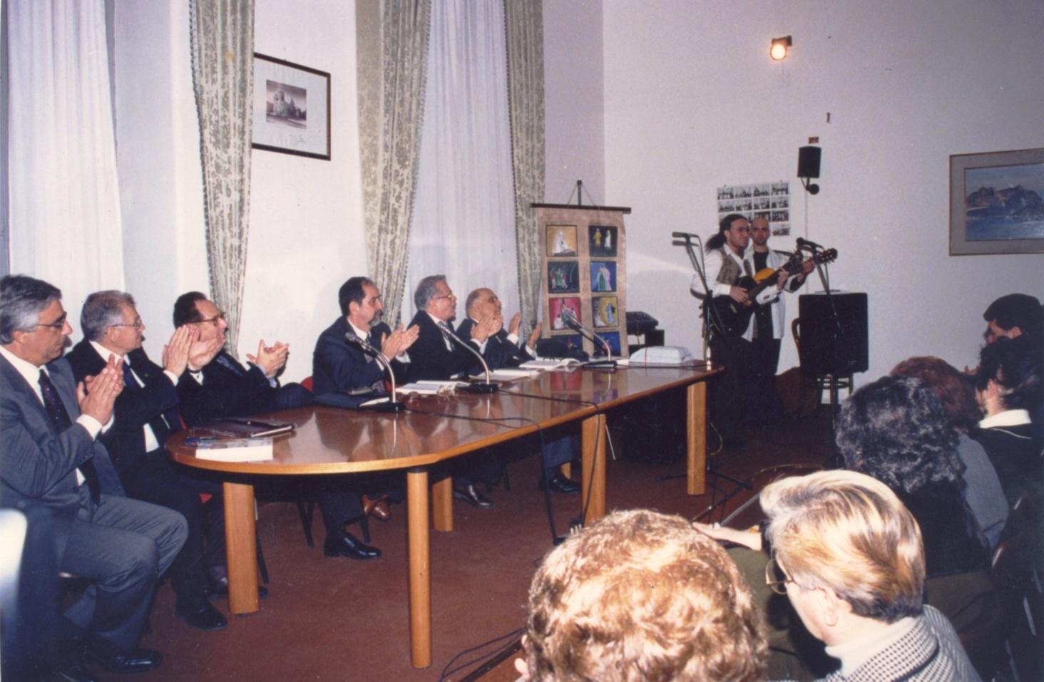 Giarre - Convegno Società di Storia Patria e Cultura