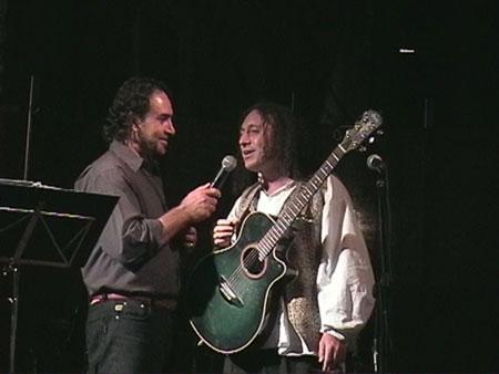 Intervistato da Carlo Muratori
