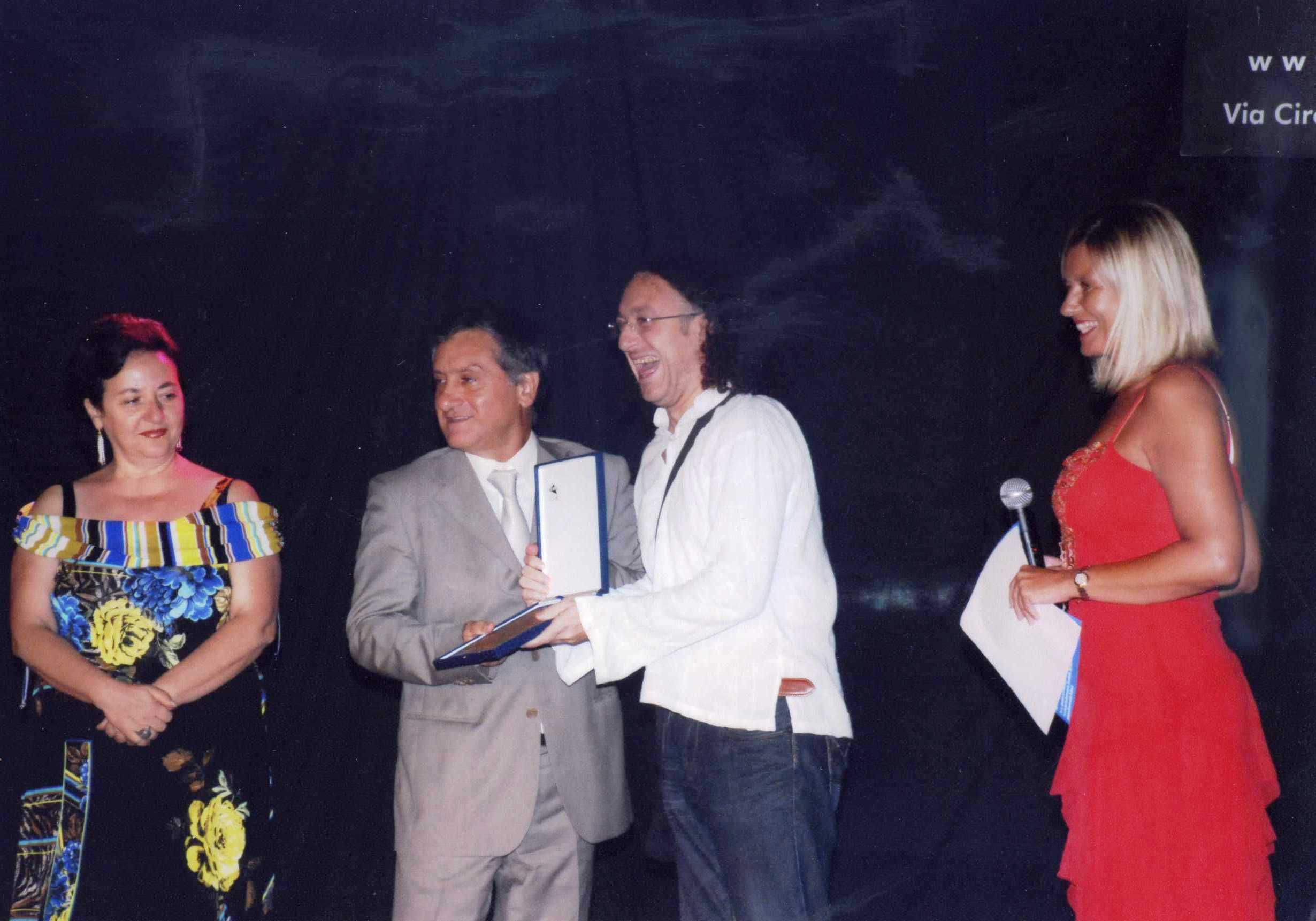 Agosto 2008 - Premio Expo Riposto estate