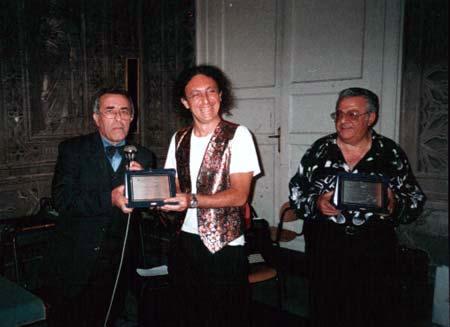 Conv. Cutelli Catania - premiato con Nunzio Belfiore