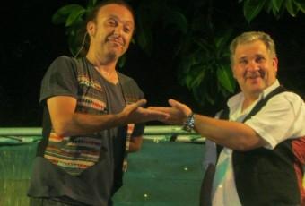 Luigi e Gianfilippo a Carrabba - 8 agosto 2013