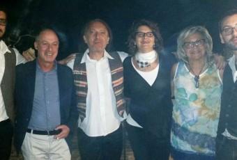 con il Sindaco di Nicosia Luigi Bonelli