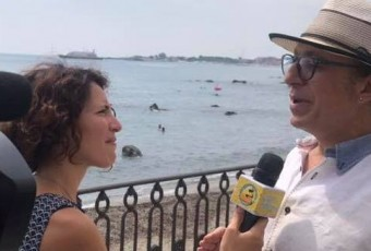 intervista-tv-sul-lungomare
